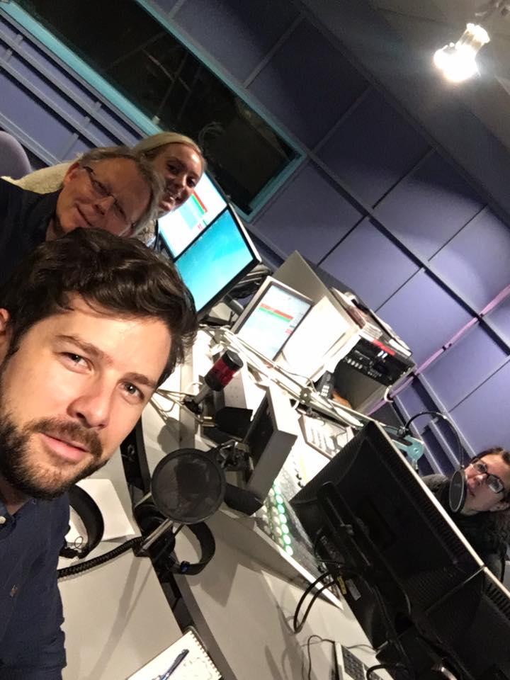 promorunde 2016 NRK Østlandssendingen