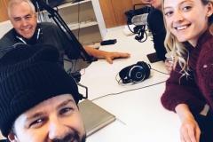 Promorunde hos Ordentlig Radio