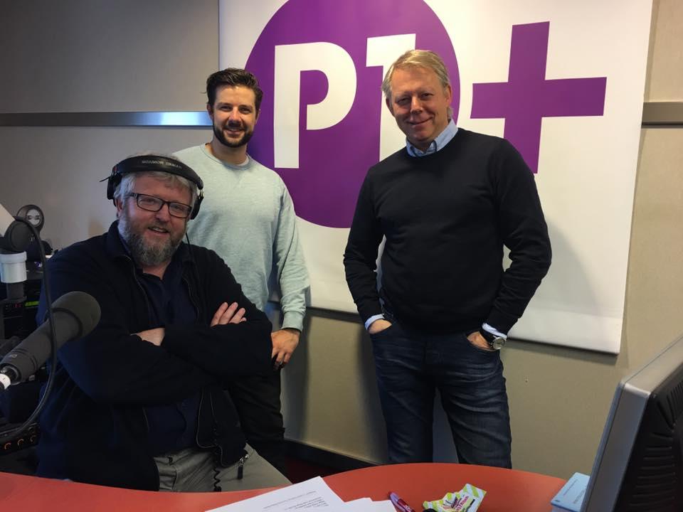 promorunde 2016 NRK P1+