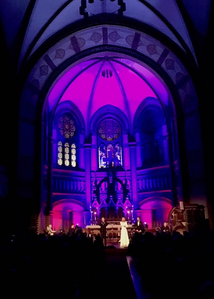 Skien Kirke 2016